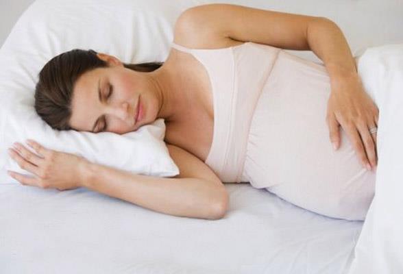 Как спать во время беременности? Выбор позы для сна во время беременности